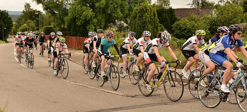 Munlochy Womens Road Race 2014